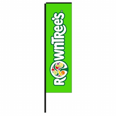 Rectangle Sail Flags